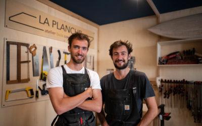 Victor du Peloux & Clément Belin