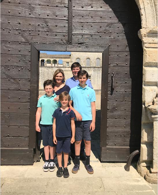 visite chateau cazeneuve