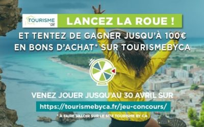 TOURISME by CA: Lancez la roue!